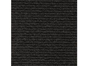 Indoor/Outdoor Carpet - Black - 6' x 15'