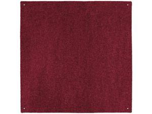 Outdoor Turf Rug - Wine - Several Other Sizes to Choose From