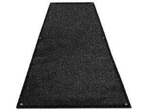 Outdoor Turf Wedding Aisle Runner - Black - Many Other Sizes to Choose From