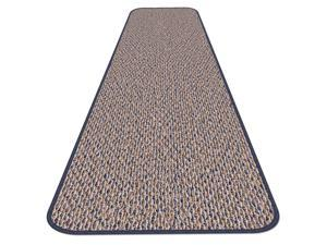 Skid-resistant Carpet Runner - Denim Blue - Many Other Sizes to Choose From