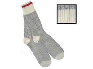 Men's 3 Pack Grey Work Socks Made Of Wool Style 169-C
