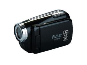 Vivitar DVR 508HD Digital Video Recorder (Black)