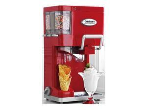 Cuisinart ICE-45 Mix It In Soft Serve 1-1/2-Quart Ice-Cream Maker - Red
