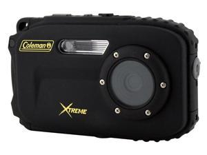 Coleman Xtreme C5WP 12 MP 33ft Waterproof Digital Camera (Black)