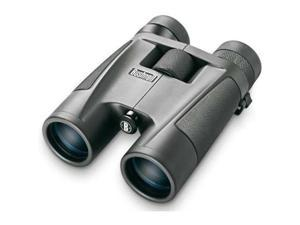 Bushnell Power View 8-16x40 Roof Prism Zoom Rubber Amored Binoculars, Black, Box