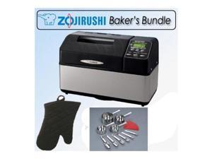Zojirushi BB-CEC20 Home Bakery Supreme Breadmaker Bakers Kit