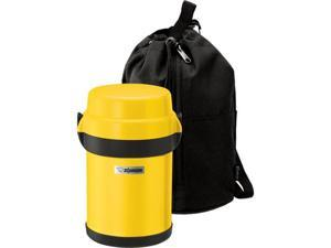 Zojirushi SL-JAE14YF Mr Bento Stainless Lunch Jar, Lemon Yellow