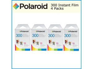 Polaroid 300 Instant Film 4 Packs