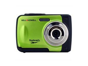 Bell+Howell 12MP Waterproof Digital Camera (Green)