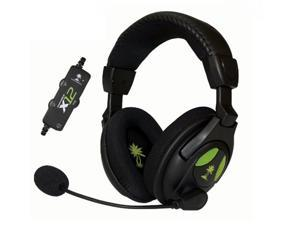 Turtle Beach Ear Force X12 Gaming Headset and Amplified Stereo Sound - Xbox 360