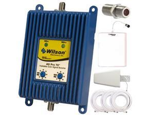Wilson Electronics 801265 AG Pro 70 db Dual Band Cellular Signal Booster Complete Kit