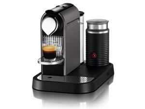 Nespresso Citiz C120 Espresso Maker with Aeroccino Milk Frother