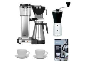 Technivorm 9540 Moccamaster Coffee Maker w/ Mini Mill Slim Coffee Grinder Bundle