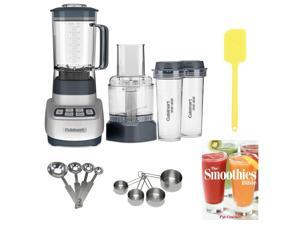 Cuisinart Velocity Ultra Trio 1 HP Blender/Food Processor with Travel Cups BFP-650