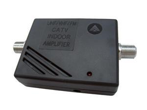 1-port Cable TV, HDTV Amplifier Signal Booster