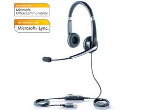 Jabra Voice 550 Duo MS Stereo Corded Headset