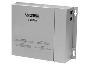 Valcom V-2001A PAGE CONTROL ONE-WAY 1-ZONE with POWER - TONE GENERATOR