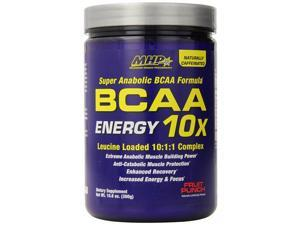 MHP BCAA 10X Energy-30 Servings Amino Acids-Flavored