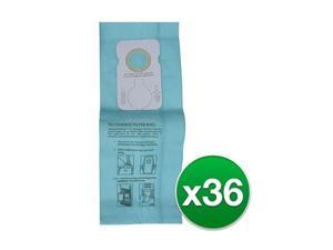 Replacement Vacuum Bag for Simplicity Models 7850 / 7900 / 7950 / Upright 7700 / Upright 7750 / Upright 7850 /  /  (6-Pack)
