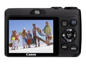 Canon PowerShot A1200 12.1 MP Digital Camera (Black)