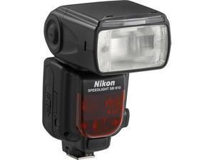 Nikon SB 910 Speedlight - Nikon Hot-shoe clip-on flash - 34M