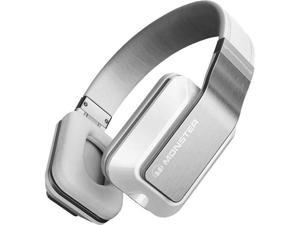 Monster 128725 Inspiration Wireless Titanium Noise-Cancelling Headphones