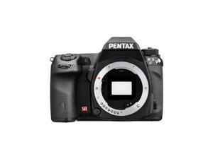 PENTAX K-5 II 16.3 MP DSLR Body Only (Black)