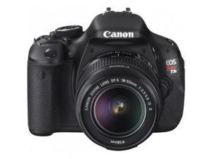 Canon EOS T3i / Kiss X5 / 600D Digital Camera Kit with 18-55mm EF-S IS II Lens