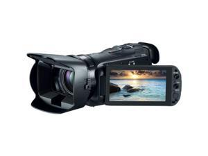 "Canon VIXIA HF G20 8063B002 Black 1/3"" CMOS 3.5"" 922K Touch LCD 10X Optical Zoom Full HD HDD/Flash Memory Camcorder"