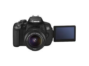 Canon 650D / EOS Rebel T4i Digital Camera with EF-S 18-55mm  IS II Lens
