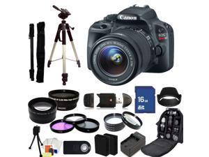 Canon EOS Rebel SL1 DSLR Camera with 18-55mm f/3.5-5.6  EF-S IS STM Lens - Kit 2