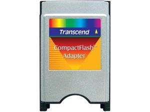 Transcend PCMCIA ATA Adapter. Convert CompactFlash CF Card to PCMCIA slot. Model TS0MCF2PC