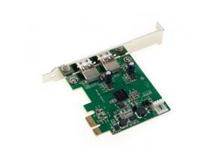 NEON 2 Port USB 3.0 High Speed PCI Express PCIe Card Adapter. Model MIK-PCI-USB3