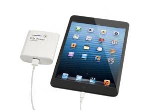 PQI i-Power 5200 Light Portable Battery Power Bank Charger for Smartphones and Tablets. 5200mAh Model 6PP2-021R0001A