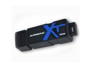 Patriot 32GB Supersonic Boost XT USB 3.0 Flash Drive. Shock and Water Proof Model PEF32GSBUSB
