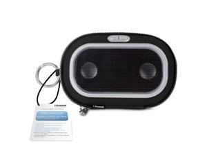 ISOUND Concert to Go Portable Speaker Case for iPhone 3G / 3GS / 4, iPod - Black. Model ISOUND-1671