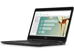 "DELL Latitude E7270 Ultrabook Intel Core i7 6600U (2.60 GHz) 256 GB SSD Intel HD Graphics 520 Shared memory 12.5"" Windows 7 Professional 64-Bit (Includes Windows 10 Pro License)"