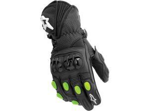 Alpinestars GP Monster Glove Black/Green Size XX-Large