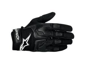 Alpinestars SMX-3 Air Motorcycle Gloves Black Size XX-Large