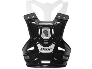 Thor Sentinel Pro Roost Deflector Black Size Youth