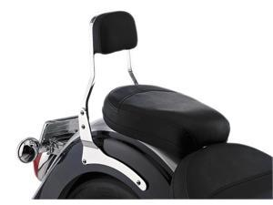 Cobra Square Sissy Bar - Short - 14in.  02-5940