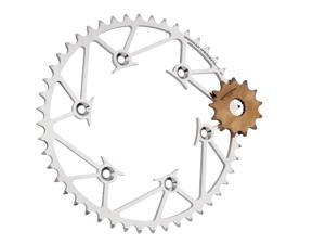 MSR Steel Rear Sprocket - 49T KTM49 KTM