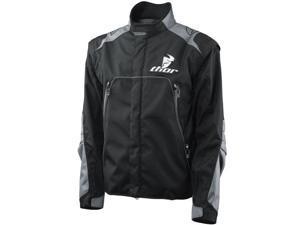 Thor Range Motorcycle Jacket Black Size XXX-Large