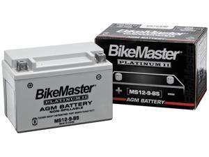 BikeMaster AGM Platinum II Battery MS12-14ZS BENELLI