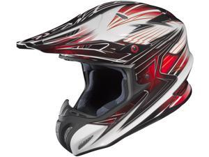 HJC RPHA-X Factor Off Road Motocross Helmet Red Size Small