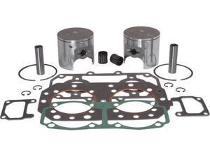WSM Performance Parts 92-93 Seadoo GTX 580 Engine Rebuild Kit 76.00 White MM