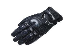 Scorpion Fiore Short Motorcycle Gloves Black Size Womens-Medium