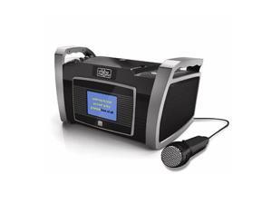 "Singing Machine STVG350 CDG Karaoke All-In-One System with 3.5"" Color LCD Monitor"