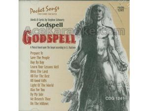 Pocket Songs Karaoke CDG PSCDG1241 - Godspell