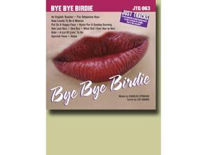 Pocket Songs Just Tracks Karaoke CDG JTG063 - BYE BYE BIRDIE
